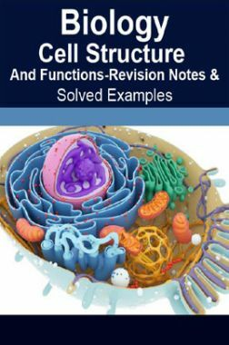 Biology Cell Structure And Functions Revision Notes & Solved Examples