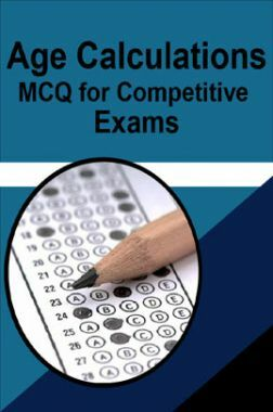 Age Calculations MCQ For RRB JE