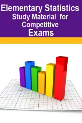 Elementary Statistics Study Material For RRB JE