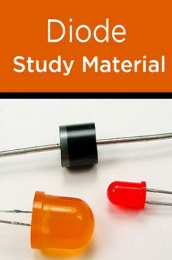 Diode Study Material
