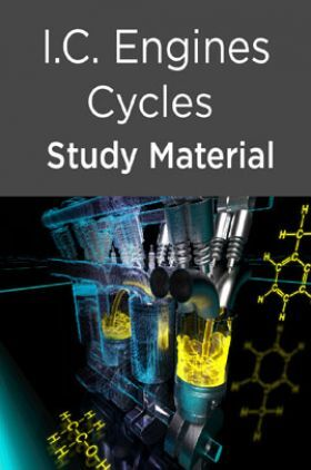 I.C. Engines Cycles Study Material