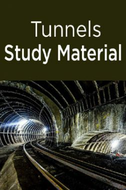 Tunnels Study Material