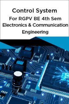 Control System For RGPV BE 4th Sem Electronics & Communication Engineering