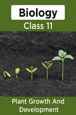 Biology-Plant Growth And Development Class11