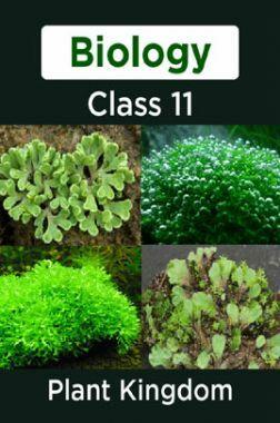 Biology-Plant Kingdom Class11