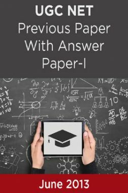 UGC NET Previous Paper With Answer Paper-I June 2013