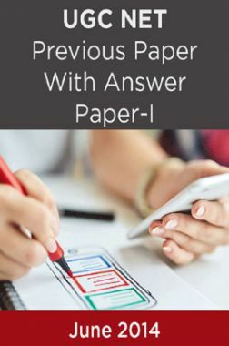 UGC NET Previous Paper With Answer Paper-I June 2014