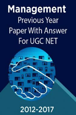 Management Previous Year Paper With Answer (2012-2018) For UGC NET