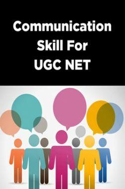 Communication Skill For UGC NET