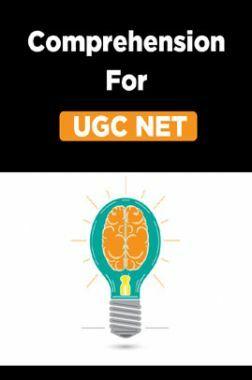 Comprehension For UGC NET