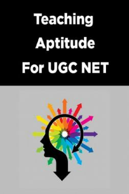 Teaching Aptitude For UGC NET