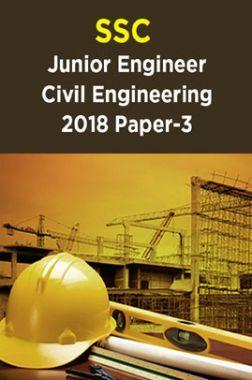 SSC Junior Engineer Civil Engineering 2018 Paper-3