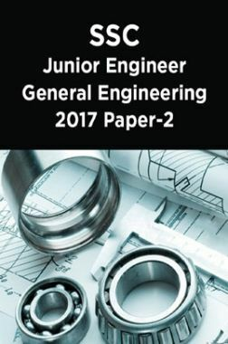 SSC Junior Engineer General Engineering 2017 Paper-2