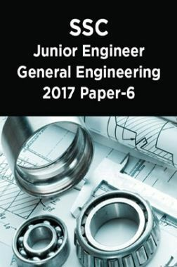 SSC Junior Engineer General Engineering 2017 Paper-6