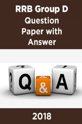 RRB Group D Question Paper With Answer 2018