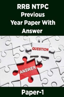 RRB NTPC Previous Year Paper With Answer Paper-1