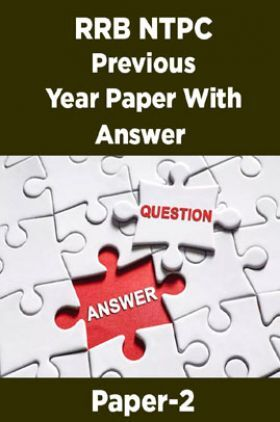RRB NTPC Previous Year Paper With Answer Paper-2