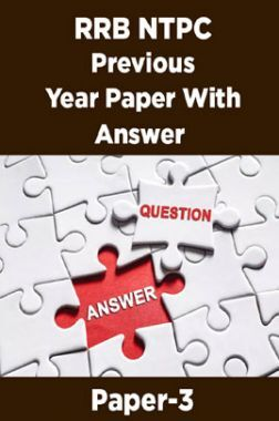 RRB NTPC Previous Year Paper With Answer Paper-3
