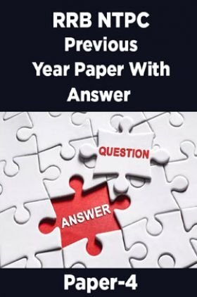 RRB NTPC Previous Year Paper With Answer Paper-4