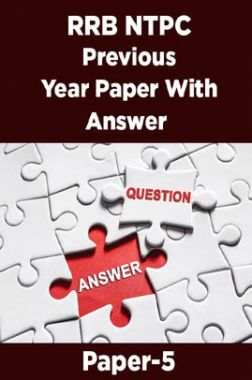 RRB NTPC Previous Year Paper With Answer Paper-5
