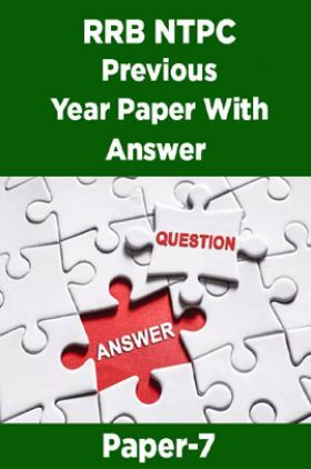 RRB NTPC Previous Year Paper With Answer Paper-7