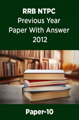 RRB NTPC Previous Year Paper With Answer 2012 Paper-10