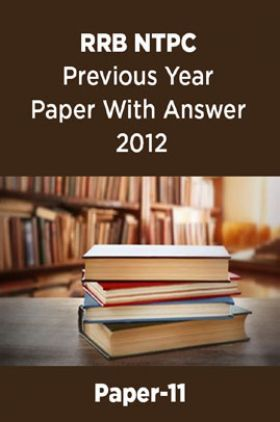 RRB NTPC Previous Year Paper With Answer 2012 Paper-11