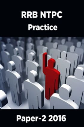 RRB NTPC  Practice Paper-2 2016
