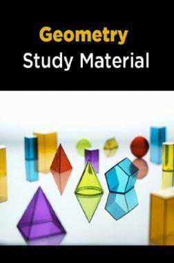 Geometry Study Material