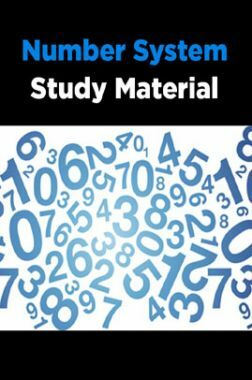 Number System Study Material
