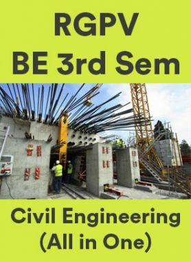 RGPV BE 3rd Sem Civil Engineering (All in One)