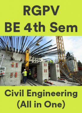 RGPV BE 4th Sem Civil Engineering (All in One)