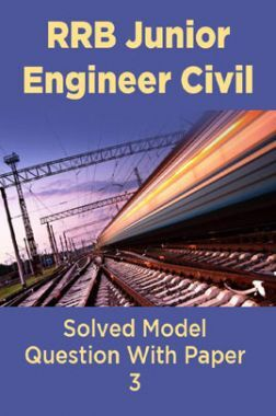 RRB Junior Engineer Civil Solved Model Question With Paper 3