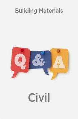 Building Materials-Civil
