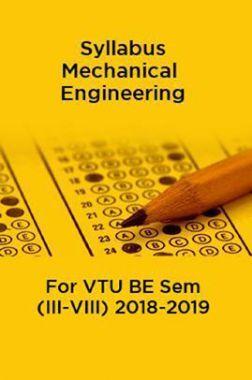 B.Tech Mechanical Engineering 1st Year Syllabus & Subjects