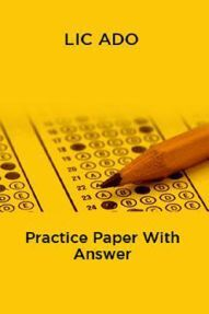 LIC ADO Practice Paper With Answer