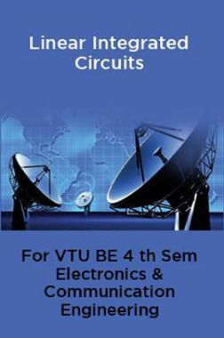 Linear Integrated Circuits For VTU BE 4th Sem Electronics & Communication Engineering
