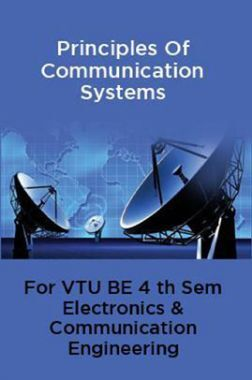 Principles Of Communication Systems For VTU BE 4th Sem Electronics & Communication Engineering
