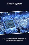 Control Syatem For VTU BE 6th Sem Electrical & Electronics Engineering