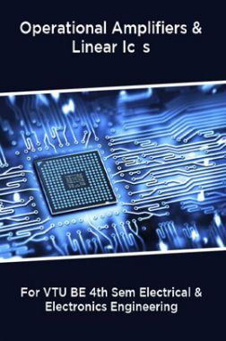 Operational Amplifiers & Linear Ic's For VTU BE 4th Sem Electrical & Electronics Engineering
