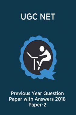 UGC NET Previous Year Question Paper With Answers 2018 Paper-2