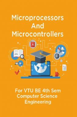 Microprocessors And Microcontrollers For VTU BE 4th Sem Computer Science  Engineering