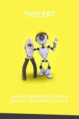 TNSCERT Business Mathematics Statistics Volume-1 Tamil Medium Class-12