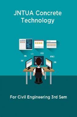 JNTUA Concrete Technology For Civil Engineering 3rd Sem
