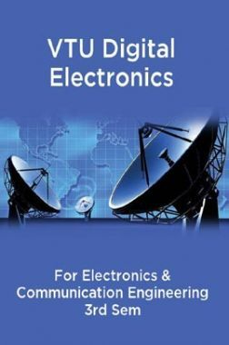 VTU Digital Electronics For Electronics & Communication Engineering 3rd Sem