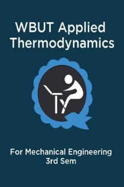 WBUT Applied Thermodynamics For Mechanical Engineering 3rd Sem