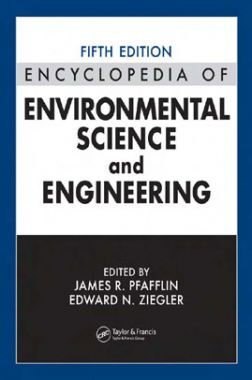 Encyclopedia Environmental Science Engineering