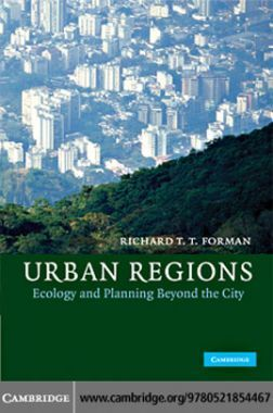 Urban Regions Ecology And Planning Beyond The City