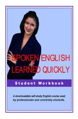 Spoken English Learning Quickly