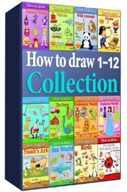 How To Draw Collection 01-12